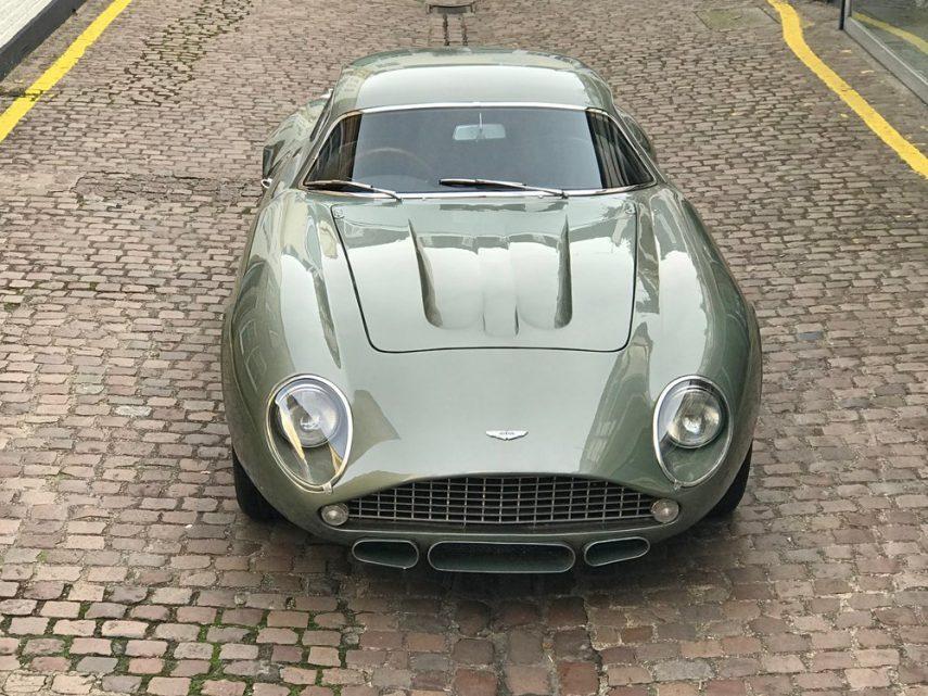 1960 Aston Martin Db4 Gt Zagato Spec 9