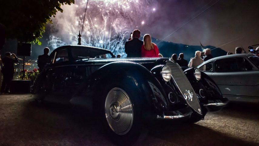 Y el ganador es… este Alfa Romeo 8C 2900 B Berlinetta Touring