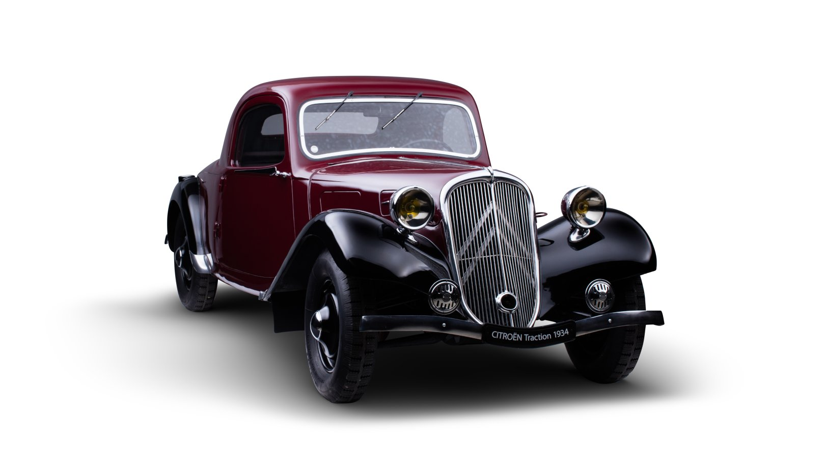 22 Traction Coupe