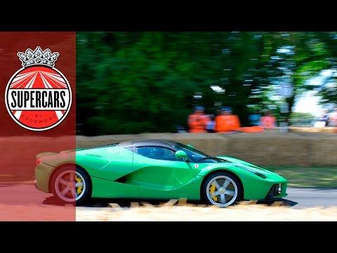 El Ferrari LaFerrari más llamativo está a la venta
