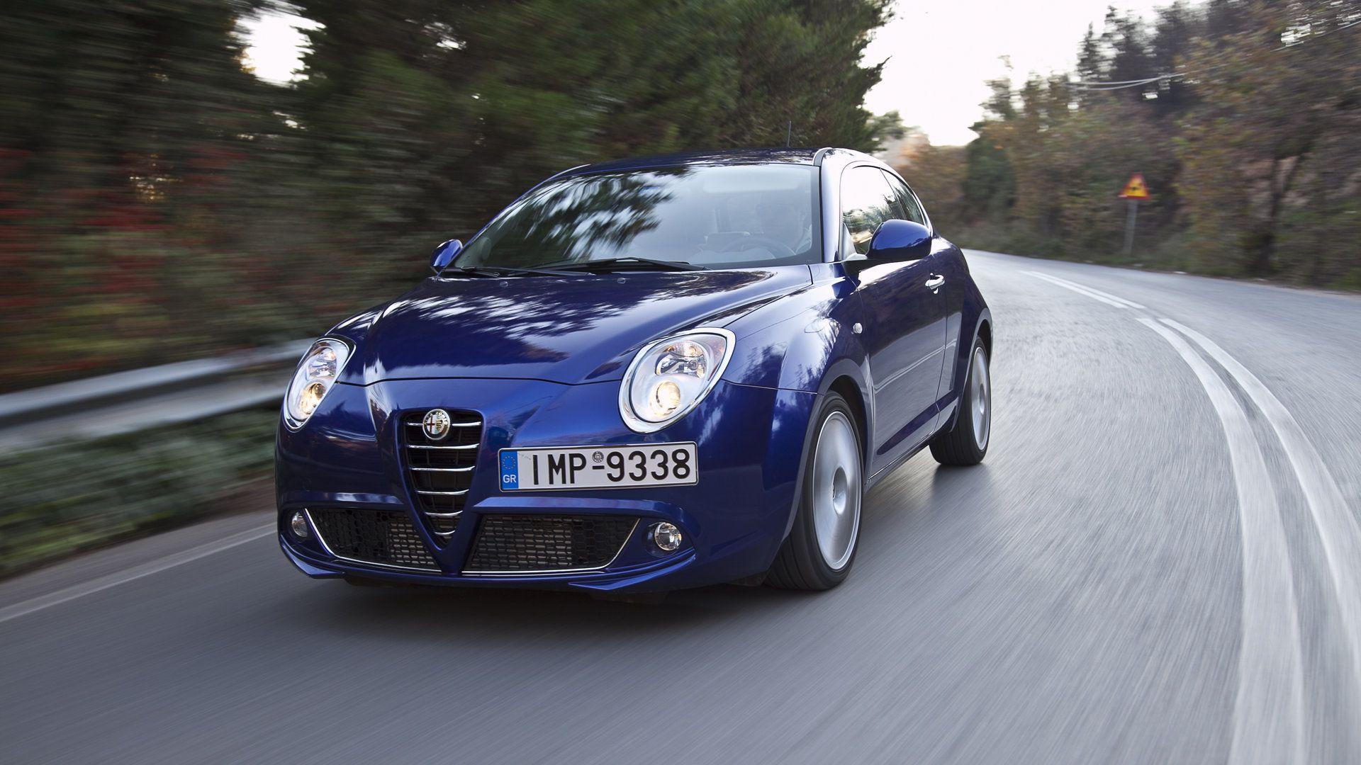 Coche del día: Alfa Romeo MiTo 1.6 JTDm