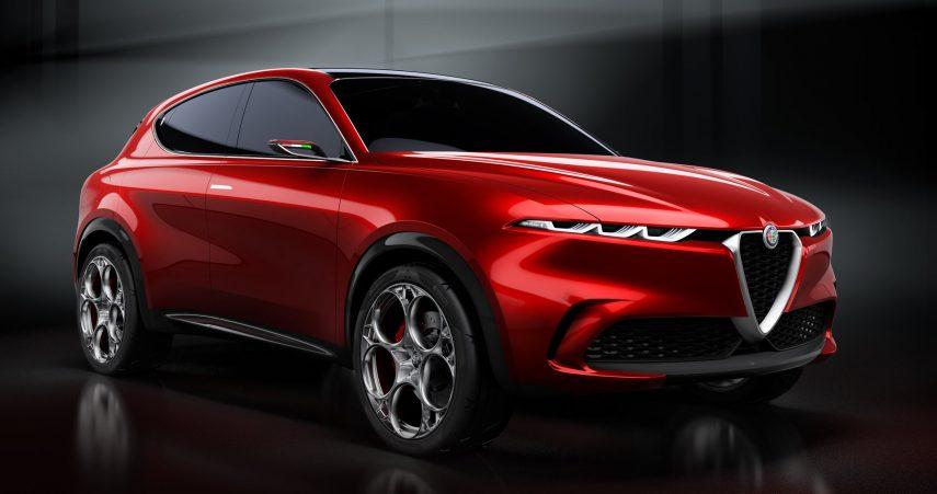 El Alfa Romeo Tonale podría ser el primer producto conjunto entre FCA y PSA