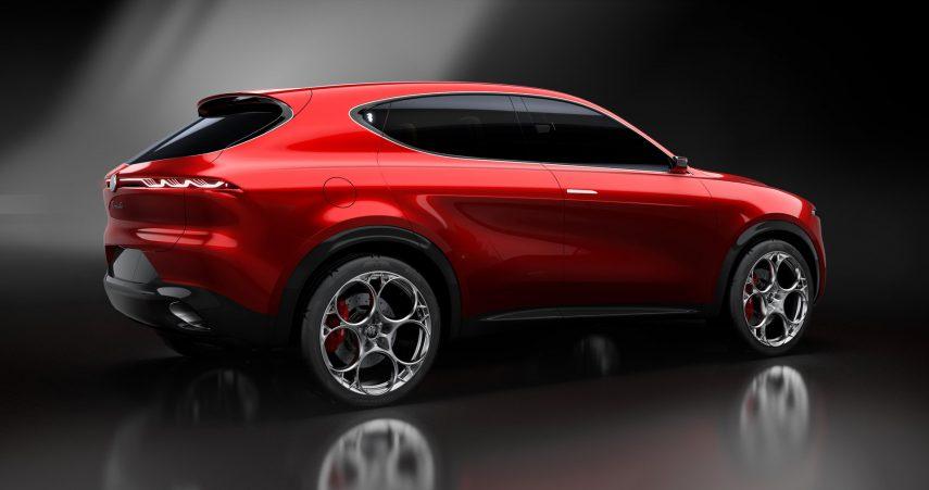 Alfa Romeo Tonale Concept 2