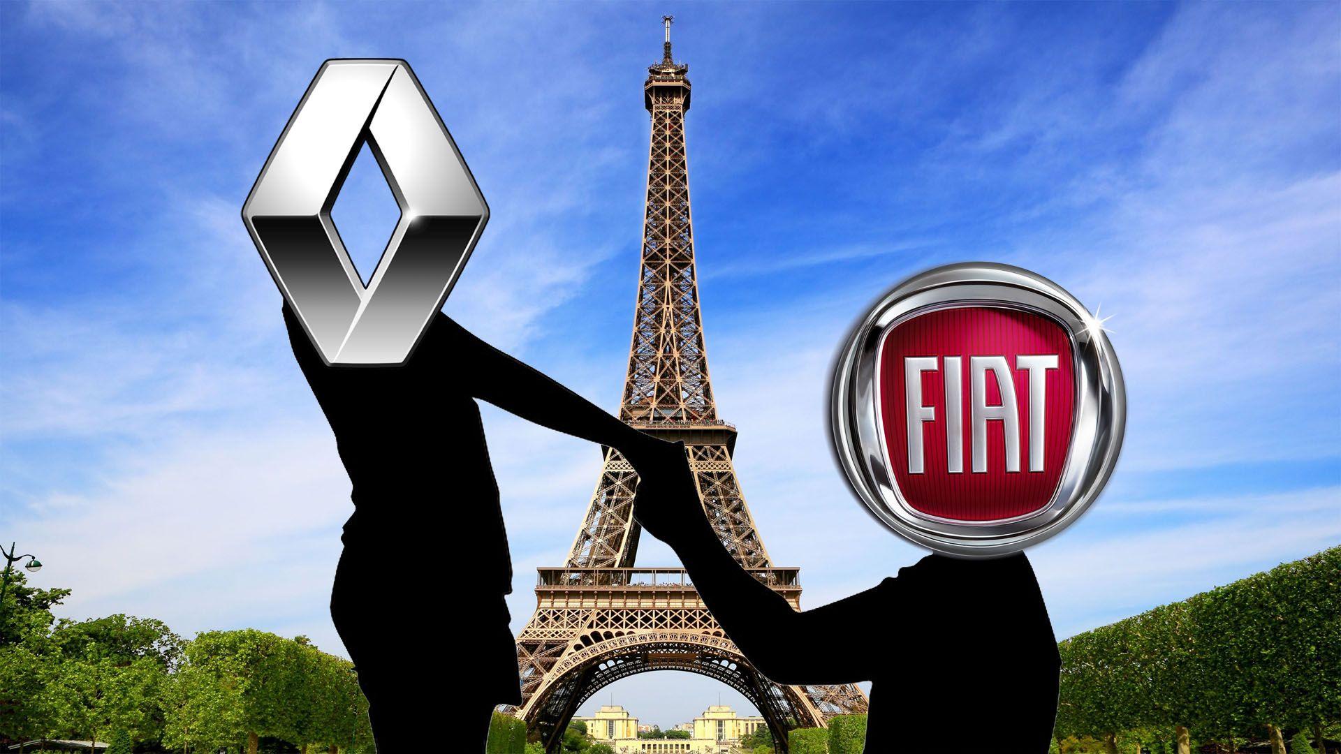 FCA propone a Renault fusionarse al 50 %