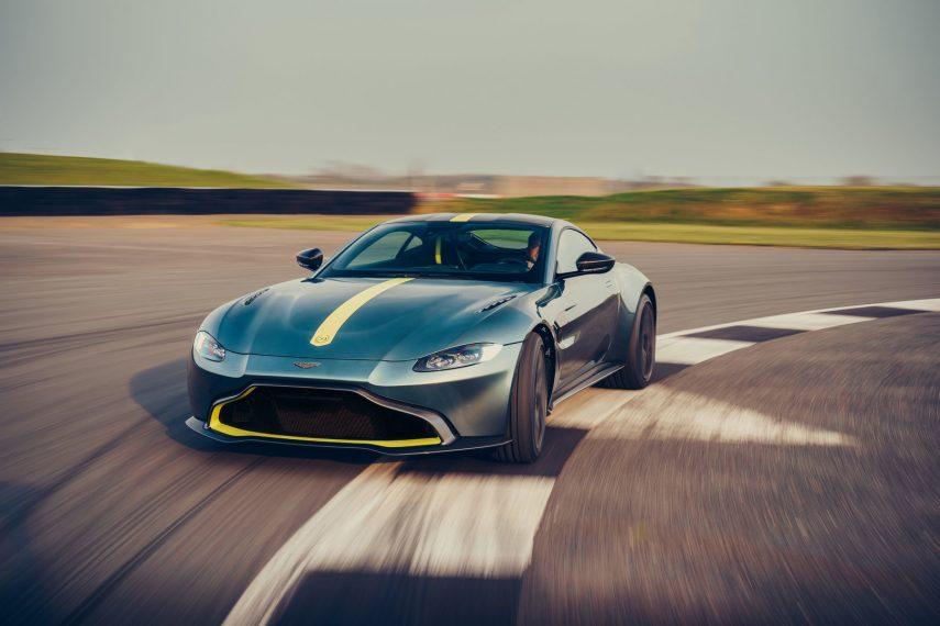 Aston Martin montará motores Mercedes con especificaciones propias