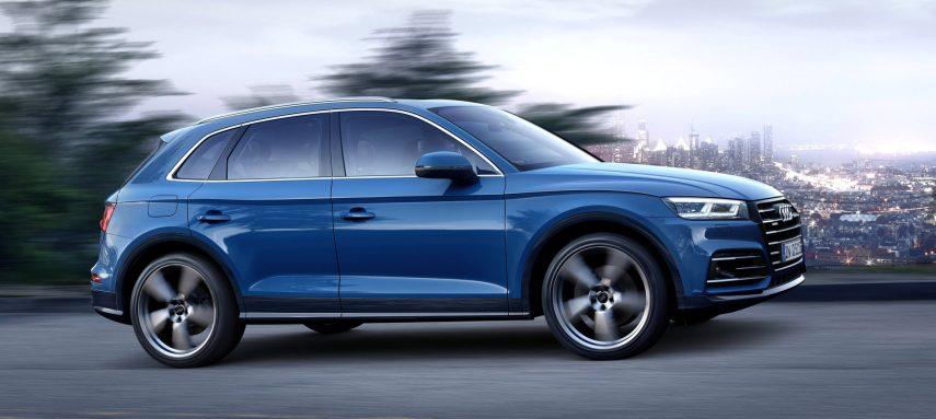 El Audi Q5 55 TFSIe quattro costará 66.060 euros