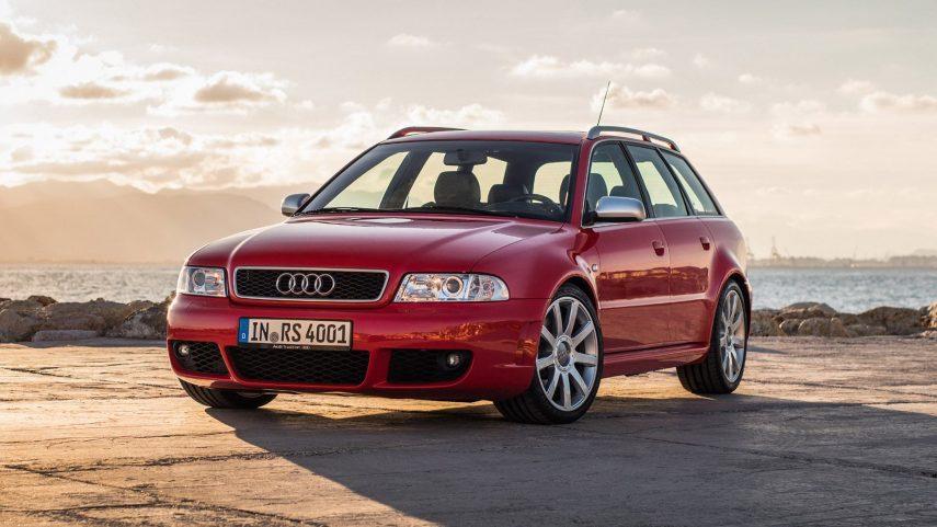 Coche del día: Audi RS4 (B5)