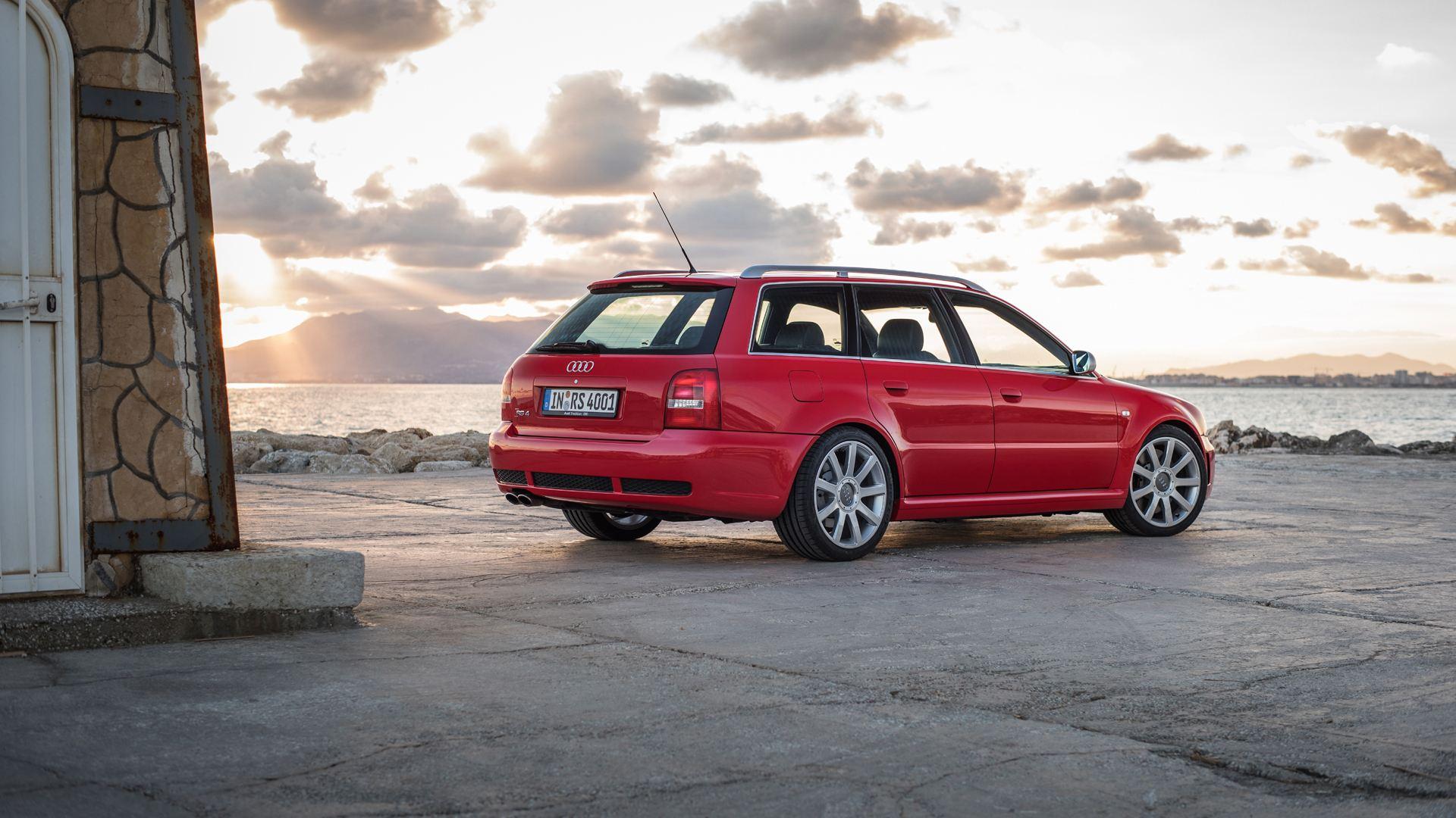 Audi RS4 B5 2