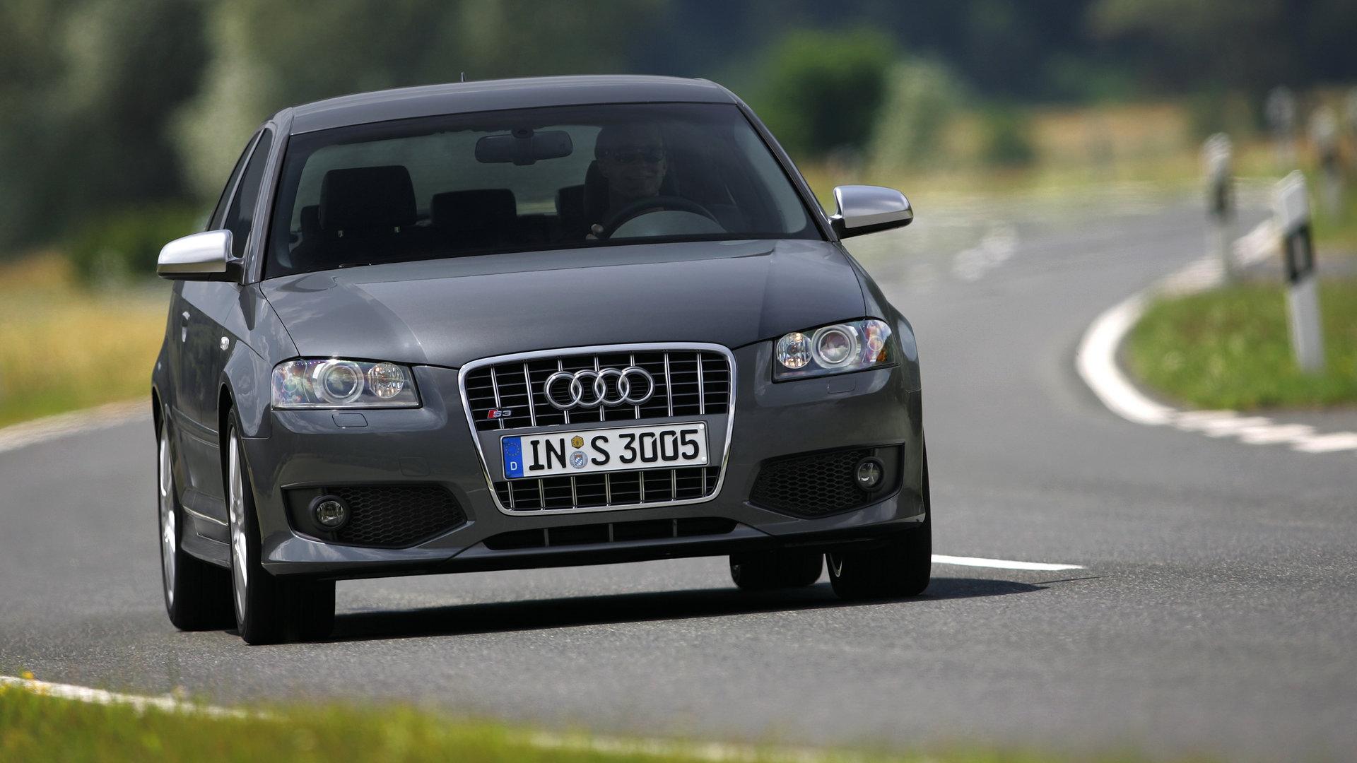 Coche del día: Audi S3 2.0 (8P)