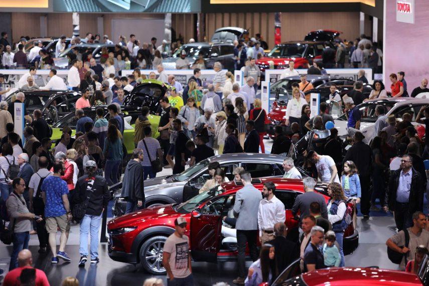 Automobile Barcelona 2019 cierra en positivo, aunque no de récord