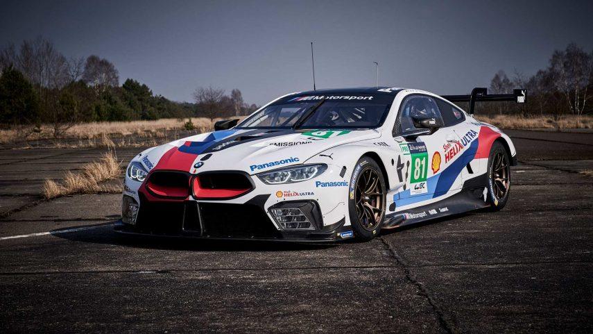 WEC: El BMW M8 GTE correrá por última vez en Le Mans