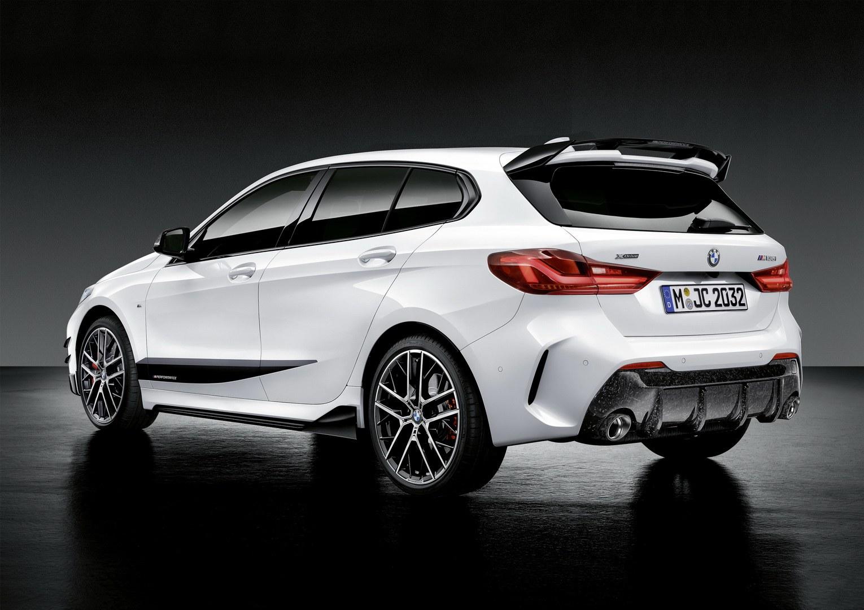 BMW Serie 1 M Performance Parts 2019 02