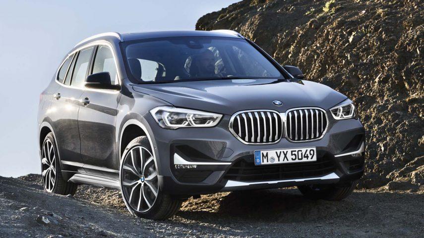 BMW X1 2019: el SUV alemán se actualiza, pero solo con los Diesel