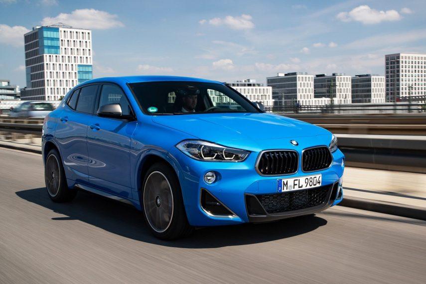 BMW X2 M35i: un nuevo referente entre los SUV compactos de altas prestaciones
