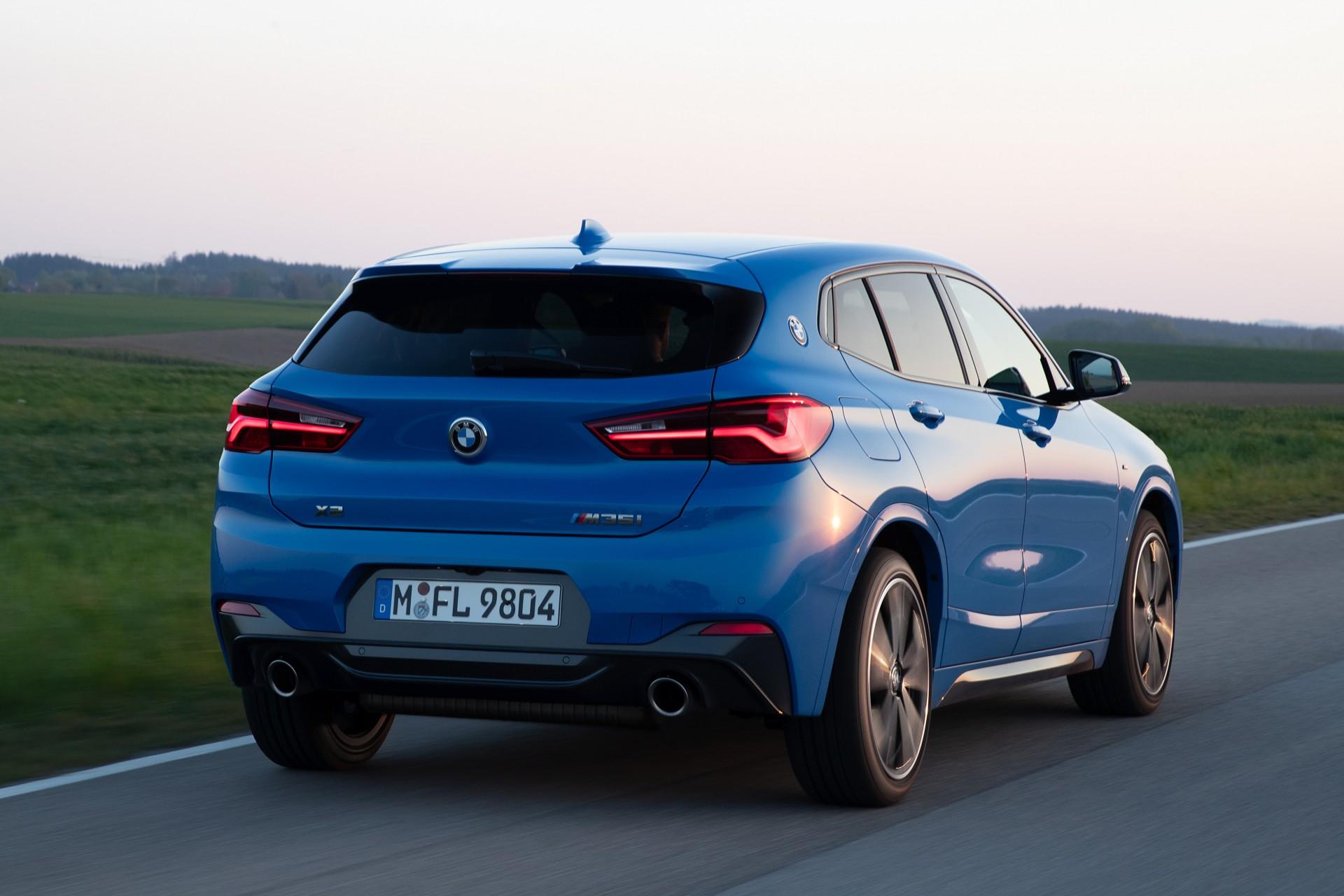 BMW X2 M35i 2