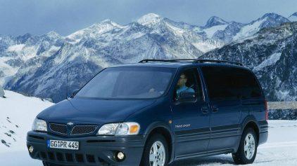 Chevrolet Trans Sport 5