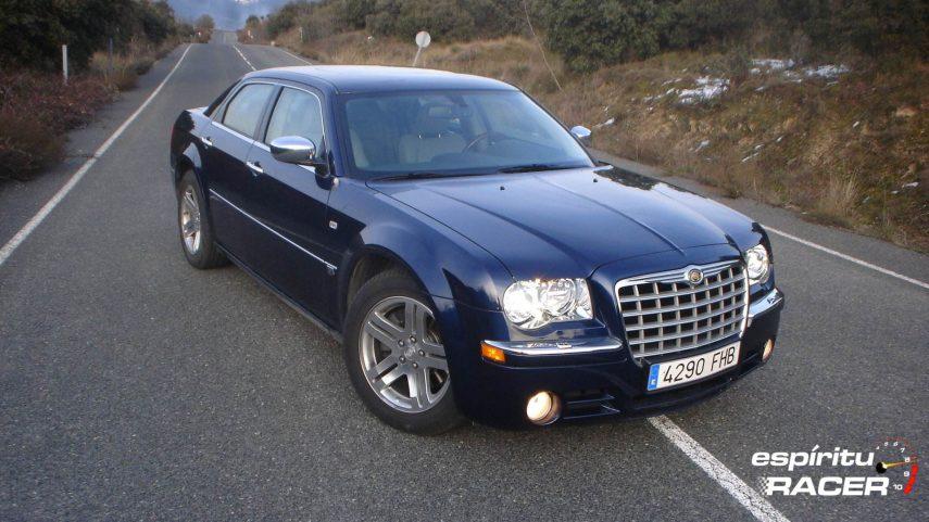 Coche del día: Chrysler 300C 3.0 CRD V6