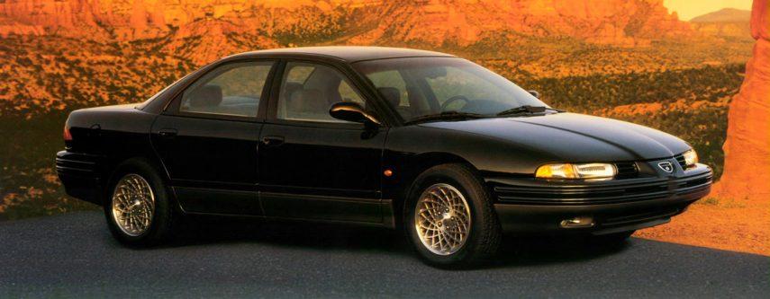 Coche del día: Chrysler Vision