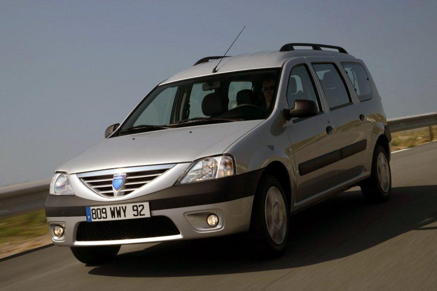 Coche del día: Dacia Logan Break 1.5 dCi