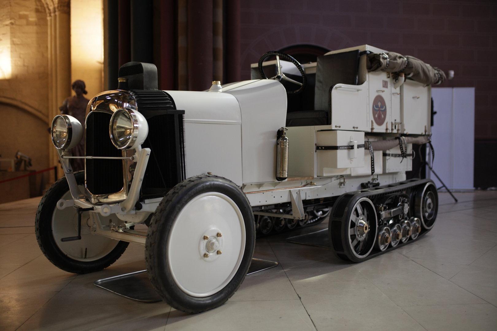 El Escarabajo de Oro de Citroën ya tiene su réplica