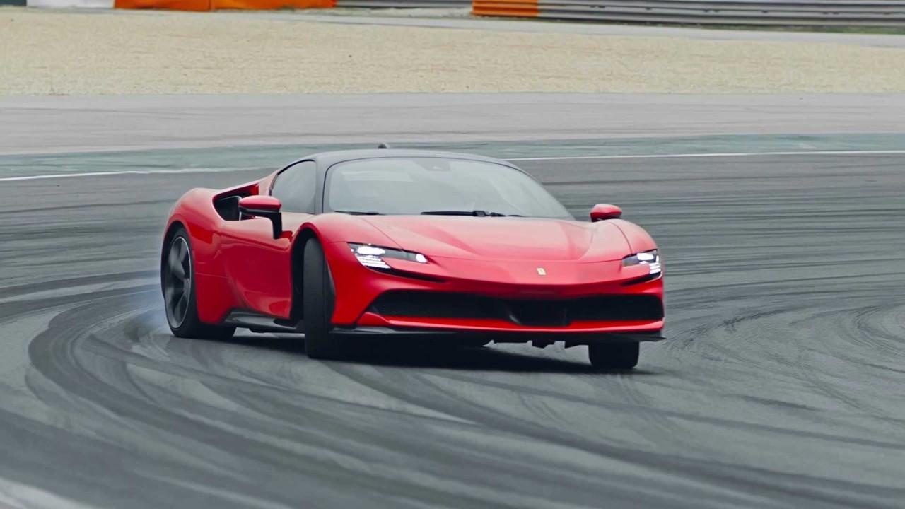 Ferrari SF90 Stradale (5)