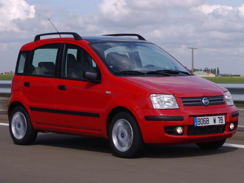 Coche del día: Fiat Panda (169)