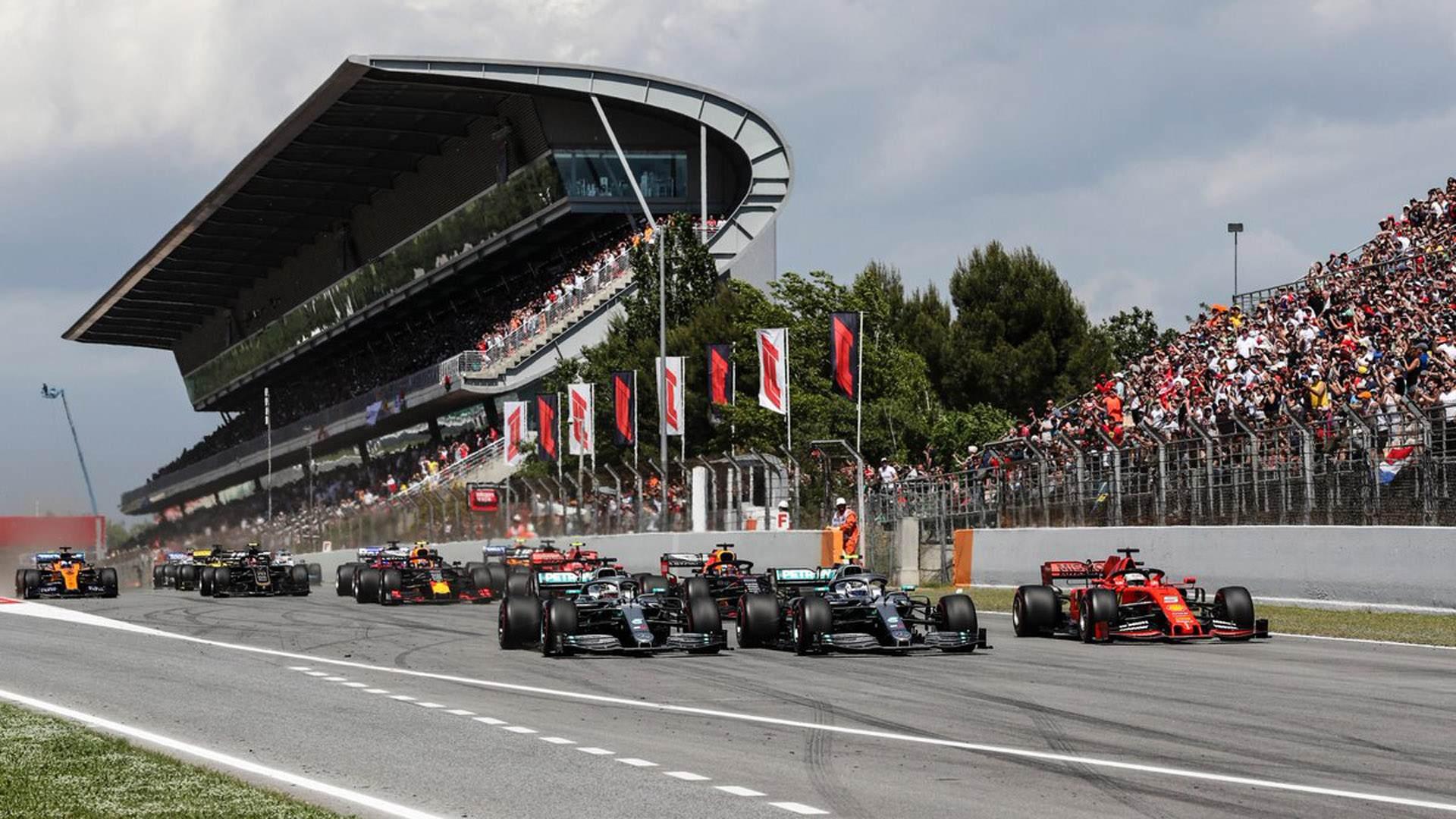 GP De España 2019 1