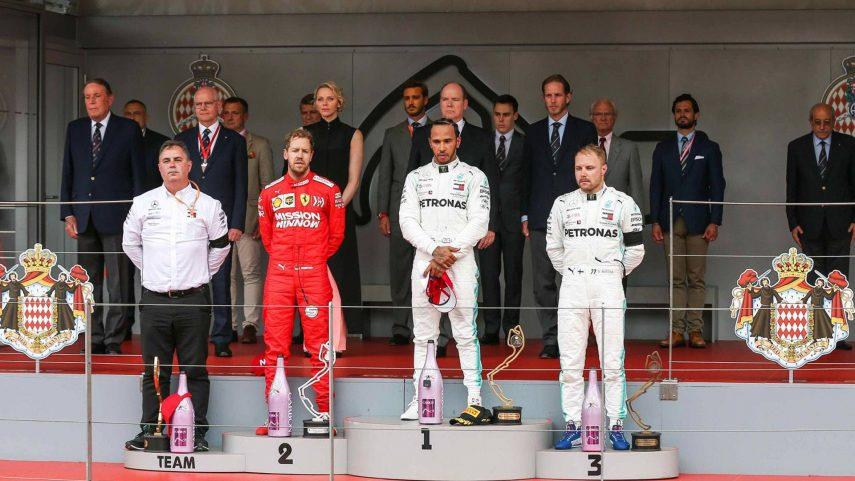 GP de Mónaco: Victoria agónica de Hamilton, con un enorme Sainz que termina sexto