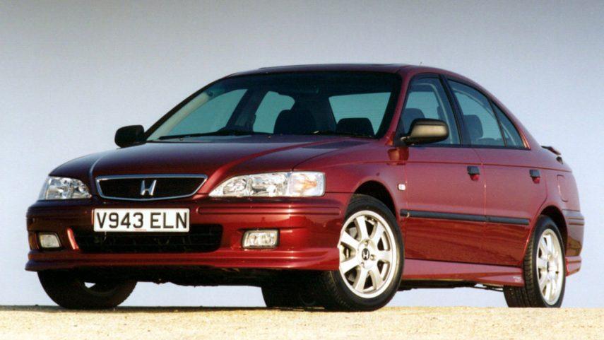 Coche del día: Honda Accord LS 1.8 VTEC (CG)