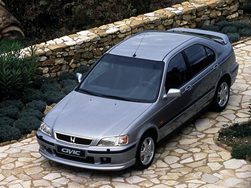 Coche del día: Honda Civic 1.8 VTi (MB6)