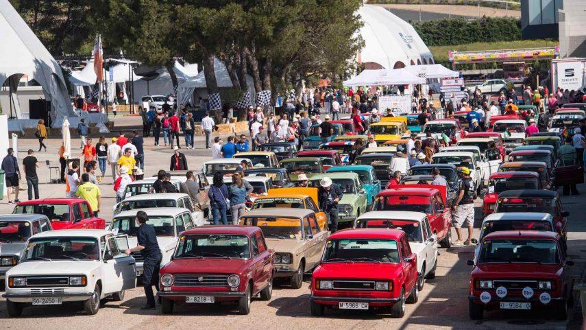SEAT Festival, Clásicos y Familia, un evento donde todo se puede conjugar