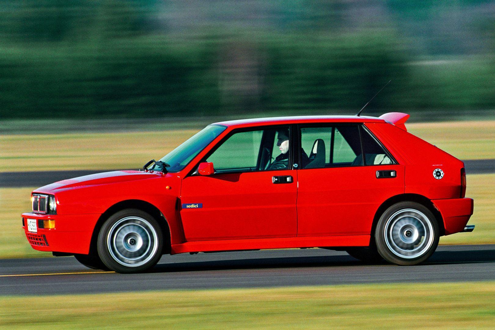 Lancia Delta HF Integrale Evoluzione II 2