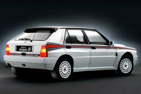 Lancia Delta HF Integrale Evoluzione Martini 5