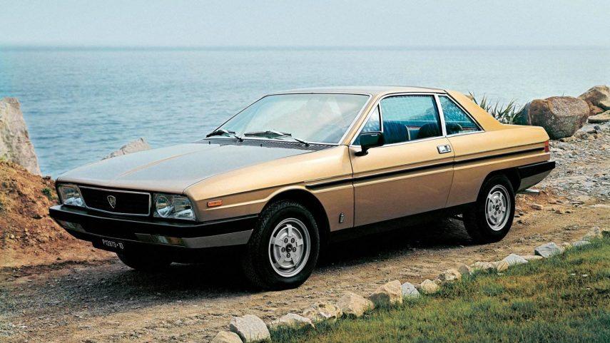 Coche del día: Lancia Gamma Coupé