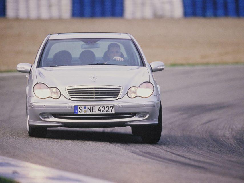 Coche del día: Mercedes-Benz C 320 (W203)