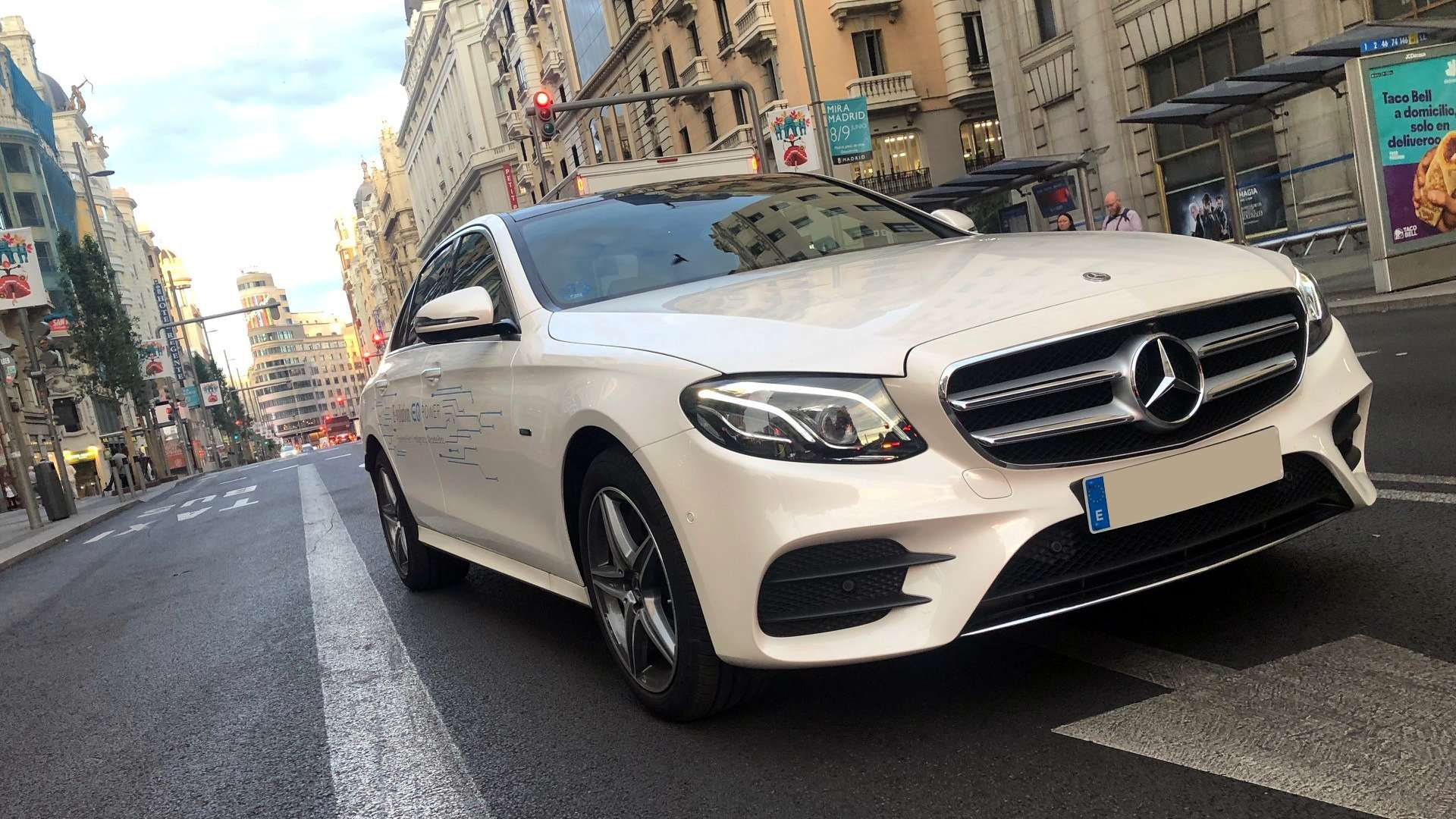 Mercedes-Benz E 300 de