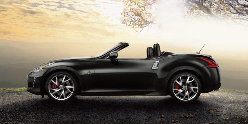 Si quieres hacerte con un Nissan 370Z Roadster, date prisa