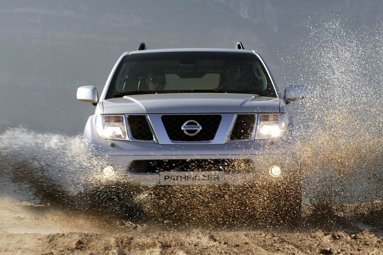 Coche del día: Nissan Pathfinder 2.5 dCi (R51)