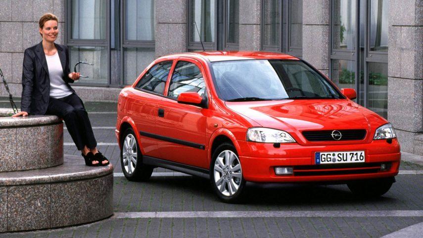 Coche del día: Opel Astra 3p 2.0 Dti 16v Sport (G)