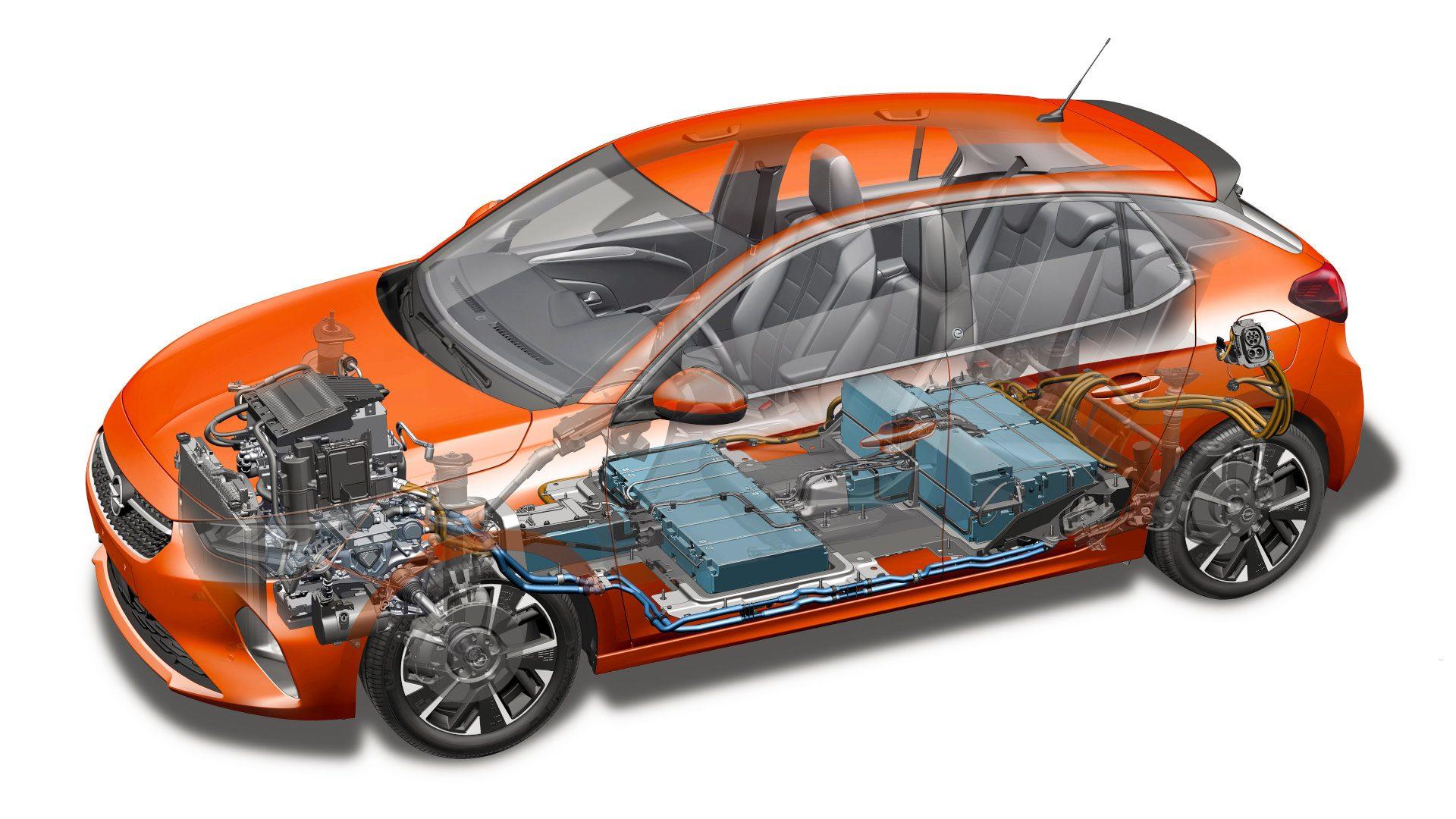 Opel Corsa E 12