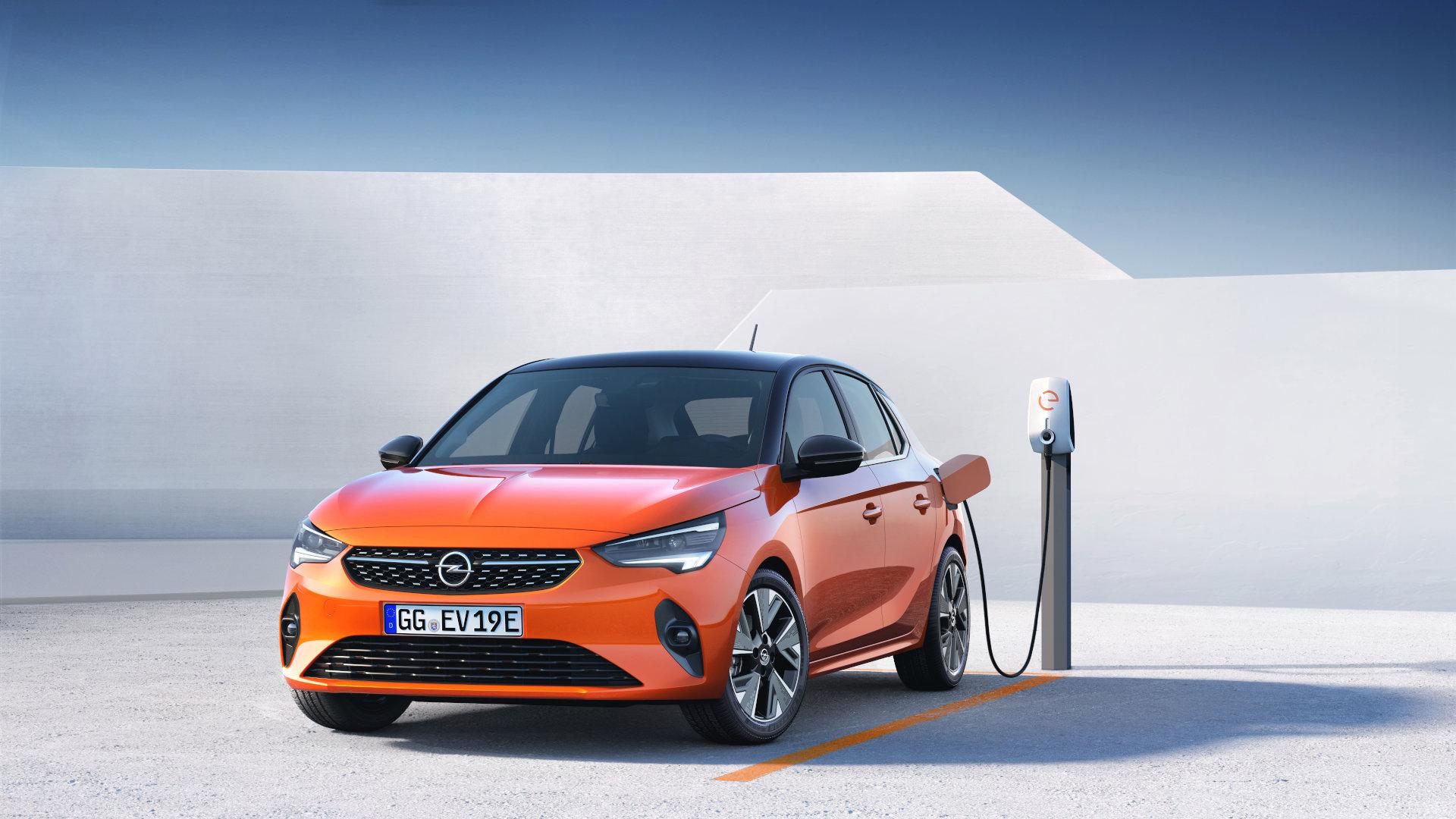 Opel Corsa E 6