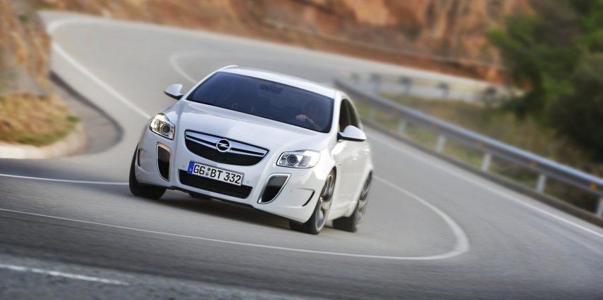 Coche del día: Opel Insignia OPC