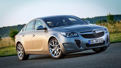 Opel Insignia OPC 5p 2013