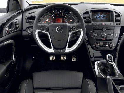 Opel Insignia OPC Interior 2009