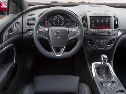 Opel Insignia OPC Interior 2013