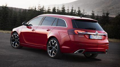 Opel Insignia OPC ST 2013