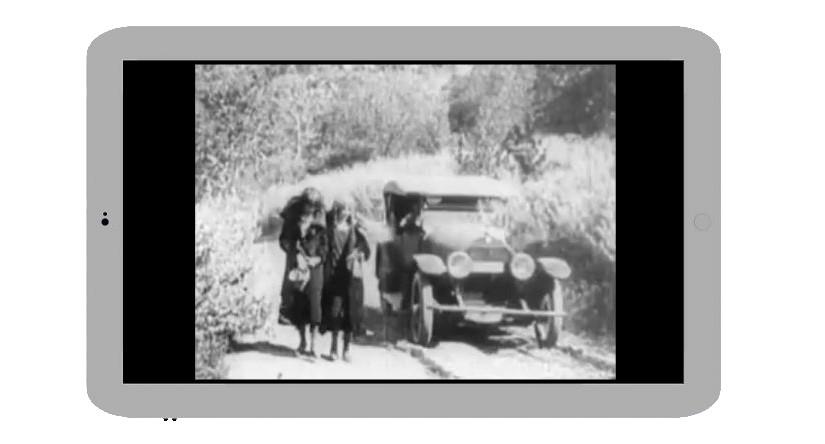 """1912 Haynes 50-60 Touring Car, el primer coche que salió en una """"porno"""""""