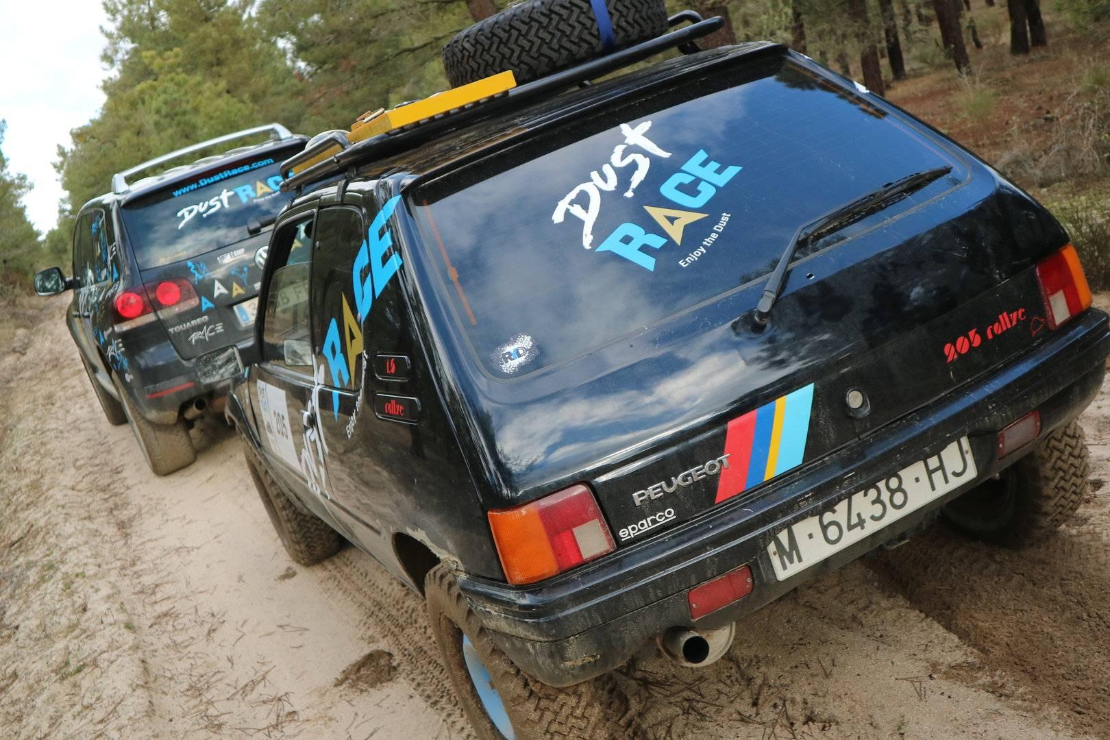 Peugeot 205 Dust Race 2