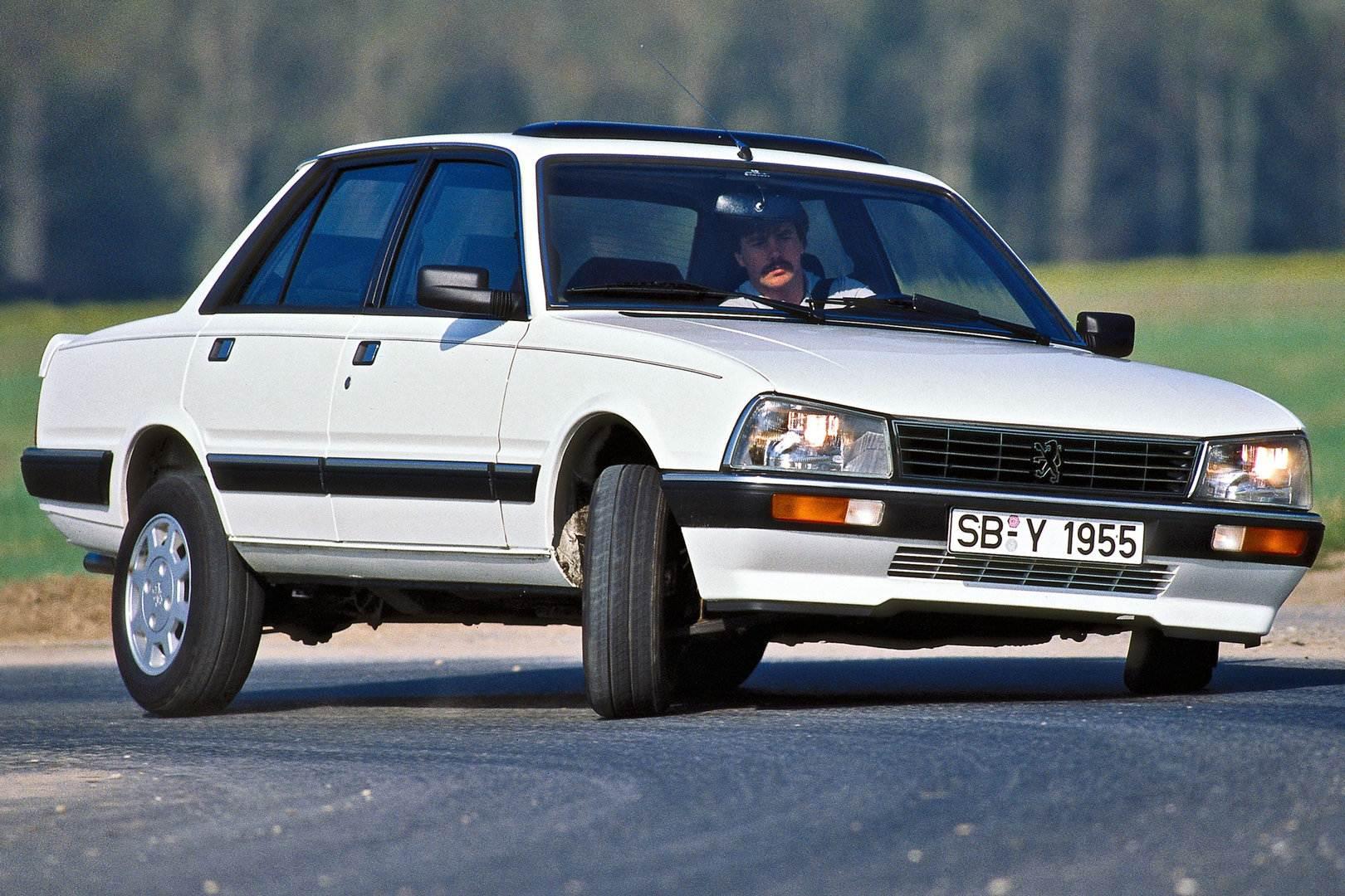 Peugeot 505 V6 2
