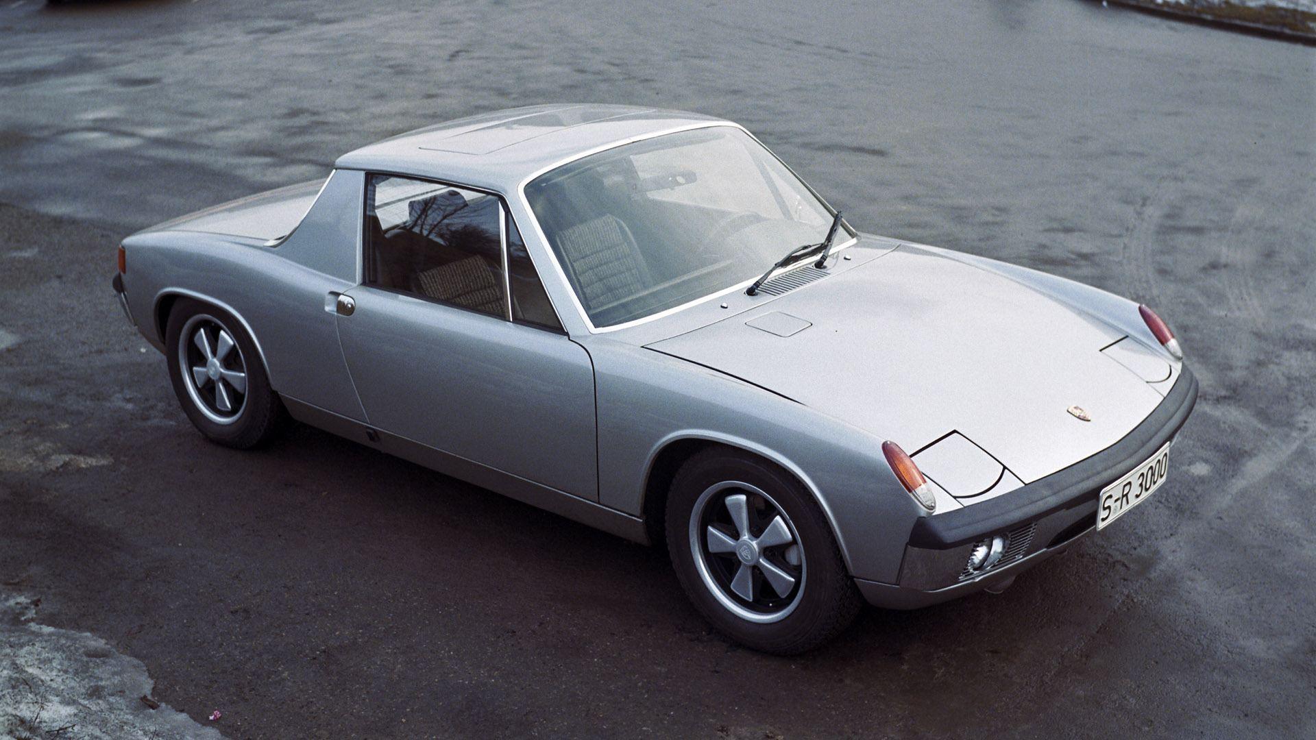 Nacido como el primero de una saga, el Porsche 914 está de celebración